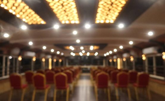 Meeting Hall in Alleppey Houseboat